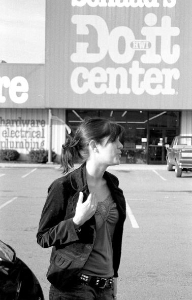 laura :: 2005 :: ilford delta