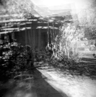 {russ' house} in other perspectives :: sheffield, alabama :: ilford delta :: 2010