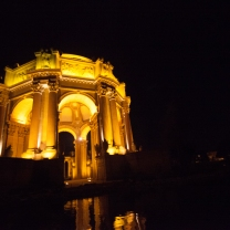 palace of the fine arts | san francisco | march 2013