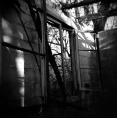 abandon empty realities | ilford 120 | 2009