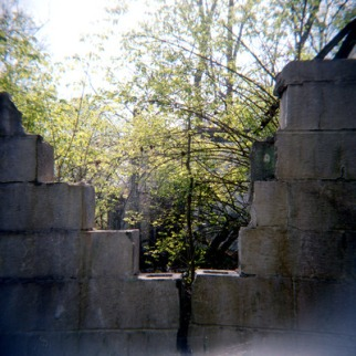 abandon empty realities | kodak color negative | 2009