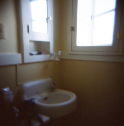 room 304 | bathing quarters | hotel petaluma