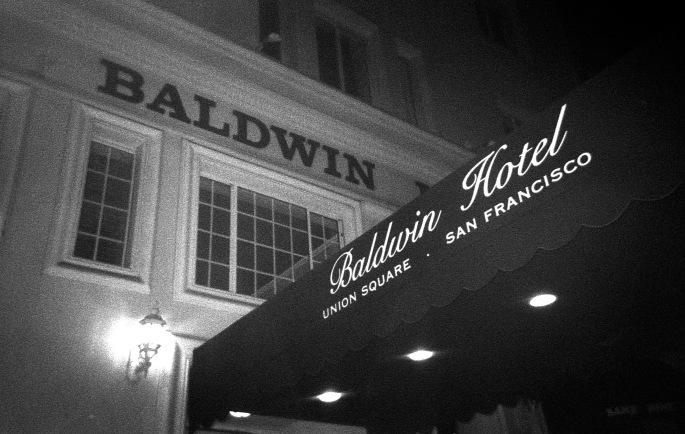 baldwin's hotel