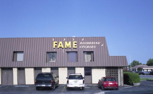 FAME recording studios | muscle shoals, al | 2015 | kodak max 400 w/rollei 35mm